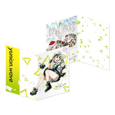 フレーム切手「YuNi 1st Anniversary!」の内容・申込みについて